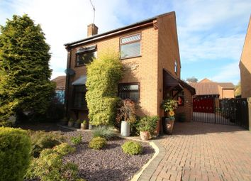 Thumbnail 4 bed detached house for sale in Beverley Parklands, Beverley