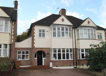 Thumbnail 4 bed semi-detached house to rent in Gascoigne Gardens, Woodford Green