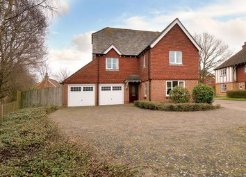 Thumbnail 5 bed detached house for sale in Redwell Grove, Kings Hill, West Malling