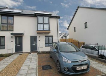 Thumbnail 2 bed end terrace house for sale in Albacore Drive, Derriford