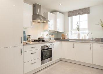 "Thumbnail 3 bedroom semi-detached house for sale in ""Barwick"" at Braishfield Road, Braishfield, Romsey"
