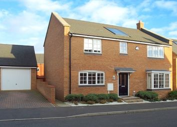 Thumbnail 4 bedroom town house to rent in Galileo Close, Duston, Northampton