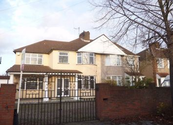 Thumbnail 5 bed semi-detached house for sale in Uxbridge Road, Feltham