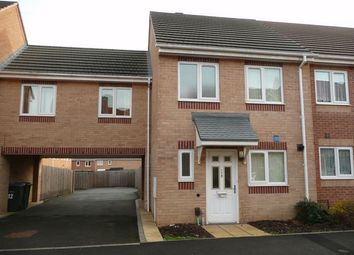 Thumbnail 3 bedroom terraced house to rent in Carroll Crescent, Stoke Heath, Coventry