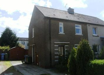 Thumbnail 2 bed semi-detached house to rent in Dovecot Road, Tullibody