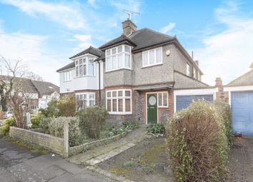 4 bed semi-detached house for sale in Tankerville Road, Streatham SW16