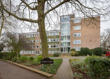 Thumbnail 2 bed flat for sale in St. Mary's Avenue, London