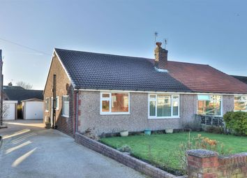 Thumbnail 3 bed semi-detached bungalow for sale in Higher Cleggswood Avenue, Hollingworth Lake