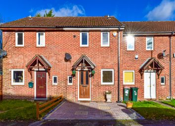 Thumbnail 2 bed terraced house for sale in St. Helier Close, Crawley
