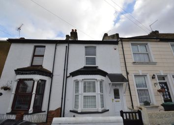 Thumbnail 2 bed terraced house for sale in Napier Road, Northfleet, Gravesend