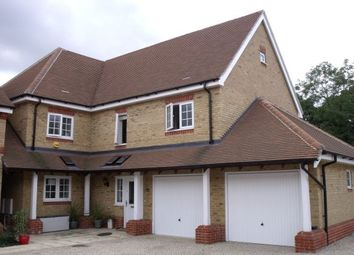 Thumbnail 4 bed detached house to rent in Chattenden Lane, Chattenden, Rochester