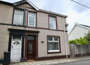 Thumbnail 4 bed semi-detached house for sale in Dyke Street, Twynyrodyn, Merthyr Tydfil