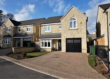 Thumbnail 3 bed detached house for sale in Victoria Close, Liversedge