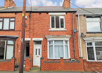 2 bed terraced house for sale in School Street, Easington Colliery, Peterlee SR8