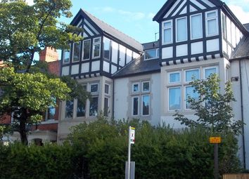 Thumbnail 1 bedroom flat to rent in A, Heaton Park Road, Flat A, Heaton, Newcastle Upon Tyne
