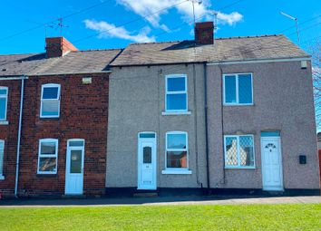 Thumbnail 2 bed terraced house to rent in The Green, North Wingfield