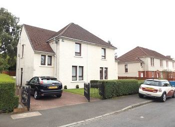 Thumbnail 3 bed semi-detached house to rent in Glen Crescent, Yoker, Glasgow