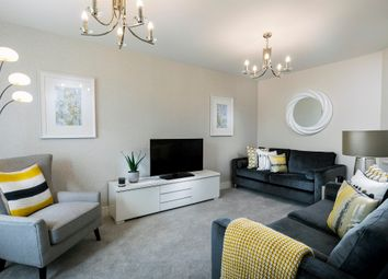 Thumbnail 4 bed detached house for sale in Plot 124, The Clermont, Egstow Park, Off Derby Road, Clay Cross, Chesterfield