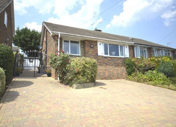 Thumbnail 2 bed bungalow for sale in Lonsdale Drive, Gillingham