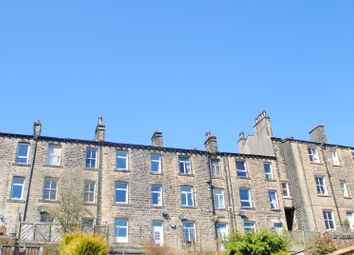 Thumbnail 1 bed flat to rent in Small Lees Road, Ripponden, Sowerby Bridge, West Yorkshire