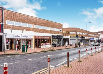 Thumbnail 2 bedroom flat for sale in High Street, Cradley Heath