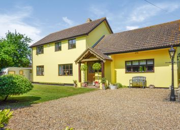 Thumbnail 5 bed detached house for sale in Harleston Road, Diss