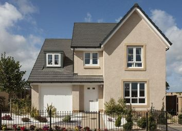 "Thumbnail 4 bedroom detached house for sale in ""Tarbert"" at St. Andrews Drive, Cumbernauld, Glasgow"