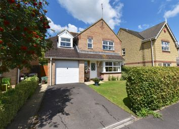 Thumbnail 4 bed detached house for sale in Heather Way, Yeovil