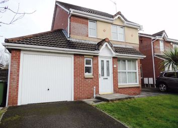 Thumbnail 3 bedroom detached house for sale in Hollybank, Droylsden, Manchester