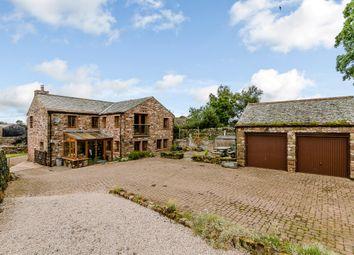 Thumbnail 4 bed detached house for sale in Gamblesby, Penrith