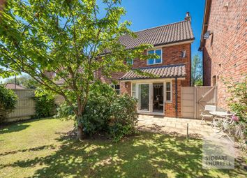 Thumbnail 4 bed detached house for sale in Bure Valley Close, Buxton, Norfolk