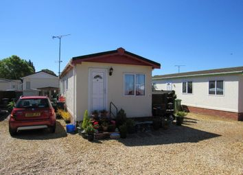 Thumbnail 2 bed mobile/park home for sale in Orchard Mobile Home Site, Heacham, King's Lynn