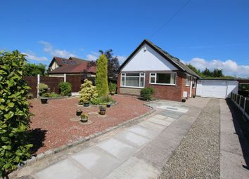 Thumbnail 3 bed detached bungalow for sale in Smithy Lane, Much Hoole, Preston