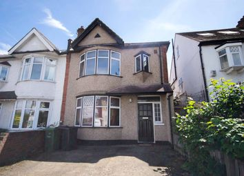 Thumbnail 3 bed end terrace house for sale in Kings Avenue, Clapham North