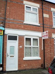 Thumbnail 3 bed terraced house to rent in Moat Road, Leicester