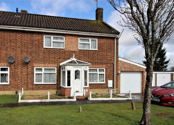 Thumbnail 3 bed end terrace house for sale in Oldfield Park, Westbury