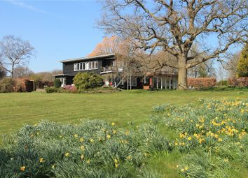 Thumbnail 6 bed country house for sale in Upper Green Road, Shipbourne, Tonbridge, Kent
