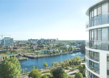 Thumbnail 1 bed flat for sale in Northill Apartments, Fortis Quay, Salford