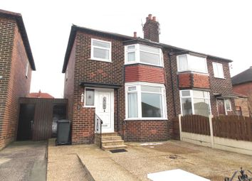 Thumbnail 3 bed semi-detached house to rent in Woodfield Avenue, Hyde