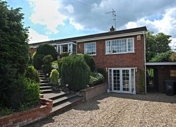 Thumbnail 3 bed detached bungalow for sale in Colton Road, Norwich