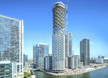 Thumbnail 2 bed flat for sale in 10 Park Drive, Canary Wharf