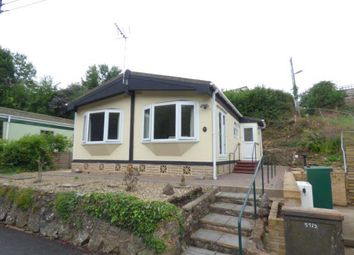 Thumbnail 2 bed mobile/park home for sale in Exonia Park, Exeter, Devon