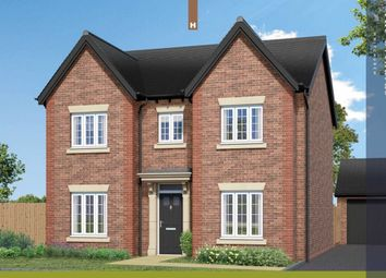 Thumbnail 4 bed detached house for sale in The Orchards, Chester Road, Whitchurch