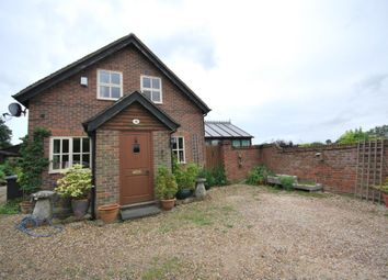 Thumbnail 1 bedroom end terrace house to rent in Owslebury, Winchester, Hampshire