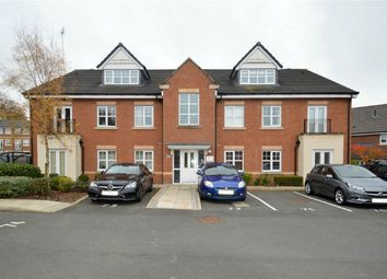 Thumbnail 2 bed flat to rent in Heyden Close, Macclesfield, Cheshire