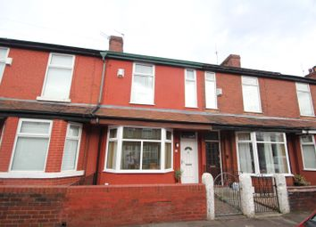 Thumbnail 3 bed property for sale in Derwent Road, Stretford, Manchester