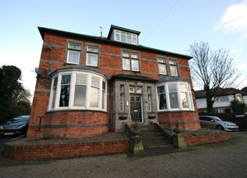 Thumbnail 2 bed flat to rent in Barrow Road, Sileby, Loughborough
