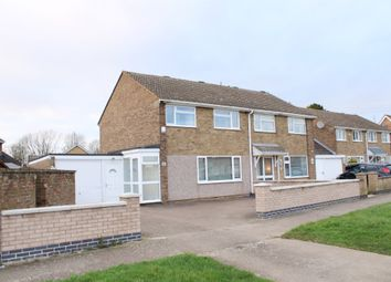 3 bed semi-detached house for sale in Fotheringhay Road, Corby NN17