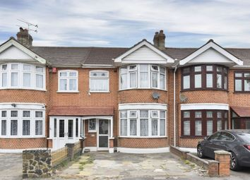 Thumbnail 3 bed terraced house for sale in Havering Gardens, Chadwell Heath, Romford