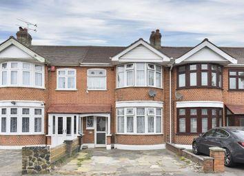 Thumbnail 3 bed terraced house for sale in Havering Gardens, Redbridge, Romford